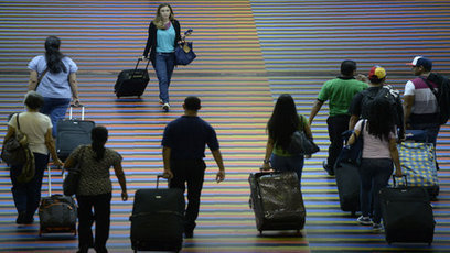 A Venezuelan airport is charging for air. Yes, air. | Getaways and Travel | Scoop.it