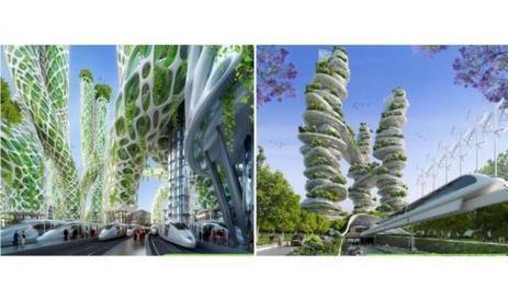 Et si, en 2050, Paris ressemblait à ça? | EIVP - Ecole des Ingénieurs de la Ville de Paris | Scoop.it