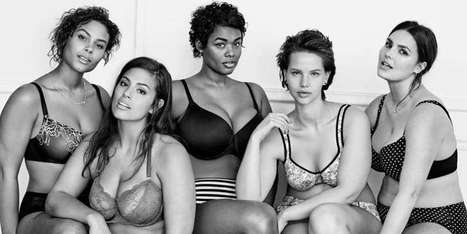 Why plus-size ads for women keep getting it wrong   Eating Disorders in the News   Scoop.it