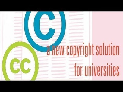 NMC Horizon Connect Webinar: A New Copyright Solution for Universities | The New Media Consortium | Higher Ed Bubble | Scoop.it