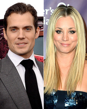 Henry Cavil, Kaley Cuoco Dating! - Us Magazine | DATING DOS AND DONTS | Scoop.it