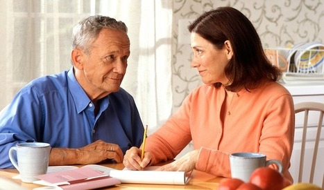 "Having that ""Difficult Conversation"" with Aging Parents 