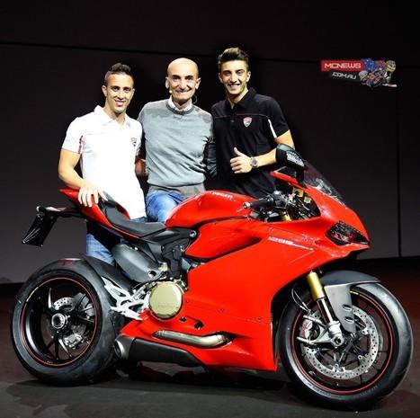 Ducati 1299 Panigale and DVT Multistrada - Mcnews.com.au | Ducati & Italian Bikes | Scoop.it