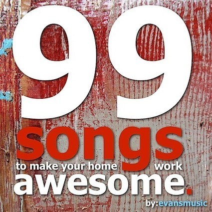99 songs to make your homework awesome. | Ocio y entretenimiento | Scoop.it