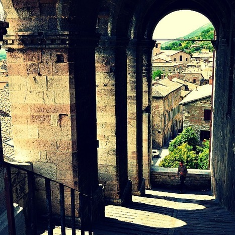 Out of Marche! Gubbio, former part of Montefeltro | Le Marche another Italy | Scoop.it
