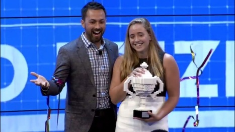 16-year-old girl wins Google Science Fair with a cheaper and faster Ebola test | Ideas, Innovation & Start-ups | Scoop.it