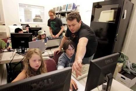 Videojuegos fabricados por ¿niños?: Designers teach kids how to make video games | Docentes:  ¿Inmigrantes o peregrinos digitales? | Scoop.it