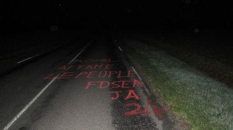 Nouvelle action coup de poing des agriculteurs périgourdins contre Ségolène Royal | Agriculture en Dordogne | Scoop.it