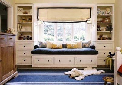 Toddler Bedroom/Storage Ideas   Bedroom Storage Ideas: End of bed benches   Scoop.it