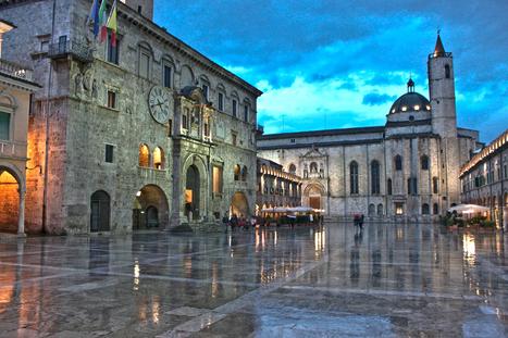 Piazza del Popolo di Ascoli Piceno tra le più belle del Mondo | Le Marche un'altra Italia | Scoop.it