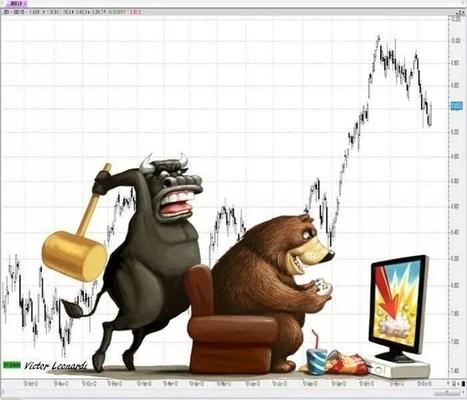 Les actifs sont sur des résistances clefs   le trading CAC et DAX  en live sur www.live-traders.fr   Scoop.it