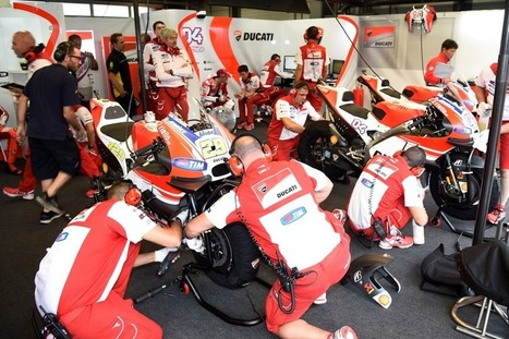 MotoGP - Η προσέγγιση της Ducati για το '16 | MotoGP World | Scoop.it