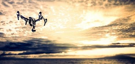 THE DRONE RACE : Startup Funding RECORD In 2015 @digitalnapoleon #offshorebroker | smart cities | Scoop.it