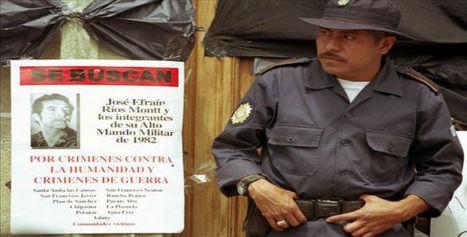 Ríos Montt: 80 años de cárcel por genocidio y crímenes de lesa humanidad   EFE   Scoop.it