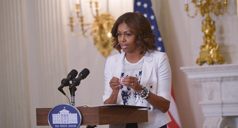 Retired generals back FLOTUS in food fight | Food issues | Scoop.it