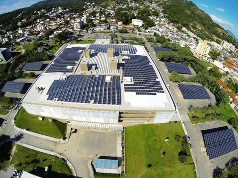 Arquitetura Sustentavel: Maior usina solar da América Latina é inaugurada em Santa Catarina | arkhitekton | Scoop.it