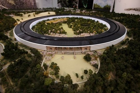 [Foster + Partners] Plans Approved, NEW Images Released for Apple's Cupertino Campus | The Architecture of the City | Scoop.it