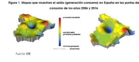 La línea de Muy Alta Tensión (MAT): Rentabilidad energética, económica y ecológica | Cénit del petróleo | Scoop.it