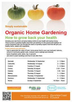 Organic Home Gardening - My Sunshine Coast (press release) | Organic Vegetables Sunshine Coast | Scoop.it