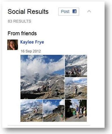 Bing propose maintenant des résultats de recherche extraits de Facebook... pour les USA seulement | Réseaux Sociaux : tendances et pratiques | Scoop.it