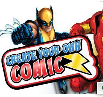 Create Your Own Comic | Games | Marvel.com | 1fnjndfh102 | Scoop.it