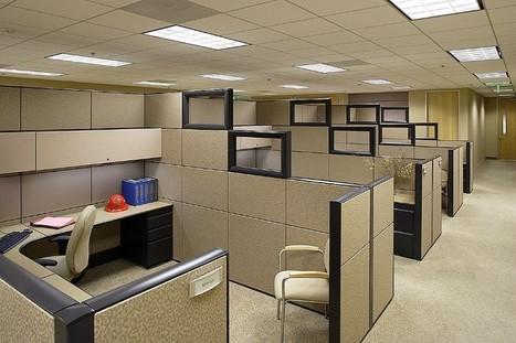 Does It Make Sense To Buy Used Office Cubicles | Office Cubicles Tips | Scoop.it