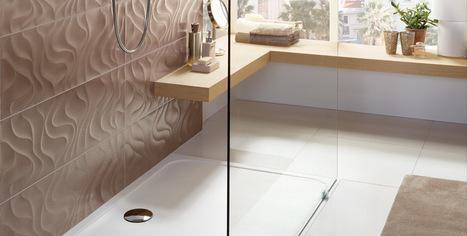 Quels travaux pour réaliser une douche PMR ? | Espace Aubade | Scoop.it