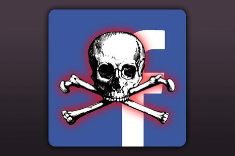 Nuevo virus en Facebook ha afectado a 800.000 usuarios. | Technology, Books and News. | Scoop.it