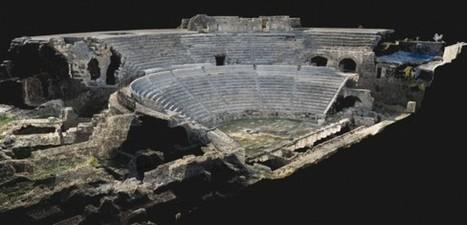 [ARTICLE CLIC] La start up française Iconem numérise en 3D et publie sur le web les sites archéologiques syriens menacés | Digital Creativity & Art | Scoop.it