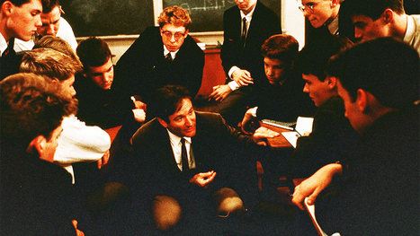 How Robin Williams Inspired a Generation to Seize the Day | Educommunication | Scoop.it