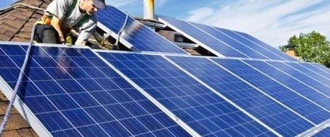 Energia solare: come rendere più efficiente il fotovoltaico - Sos Tariffe   Pulizia Impianti Fotovoltaici   Scoop.it