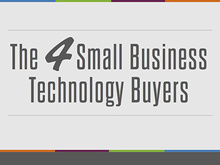 New Research Identifies Four Types of Small Business Technology Buyers | Best Smallbiz Apps | Scoop.it