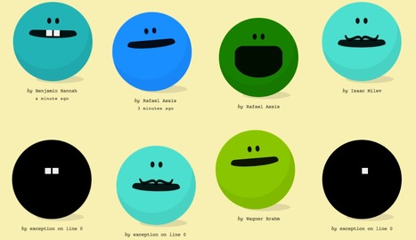 CSS Creatures | Searched and Found | Scoop.it