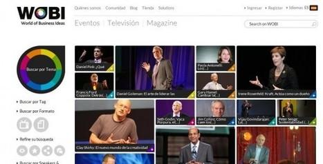 Wobi – Vídeos de líderes y grandes pensadores, en español. la nueva iniciativa de HSM | The digital tipping point | Scoop.it