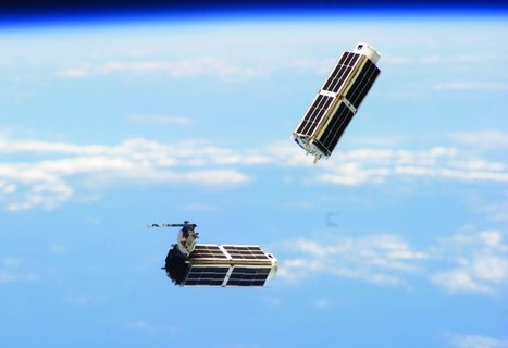 Industry remains optimistic about continued growth of cubesats | SpaceNews.com | The NewSpace Daily | Scoop.it