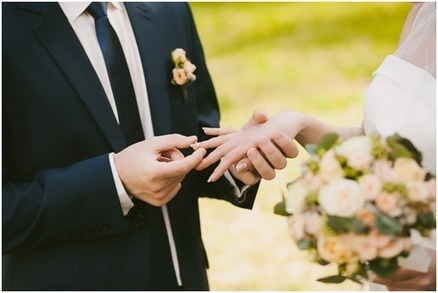 Becoming the Blushing Bridegroom with Wedding Suit Hire in Leicester | SUIT yourself | Scoop.it