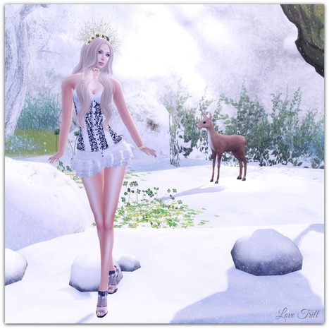Snow Queen | Second LIfe Good Stuff | Scoop.it