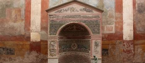 Pompei. Apre al pubblico la Casa della Fontana Piccola | LVDVS CHIRONIS 3.0 | Scoop.it