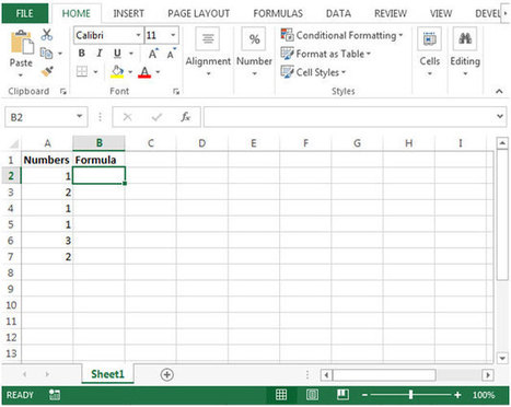 Highlight Duplicates Except First Number in Range in Microsoft Excel 2010 / 2013   Microsoft Excel   Scoop.it