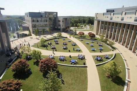 Un espace qui dicte le manières d'apprendre et ... | architecture scolaire | Scoop.it