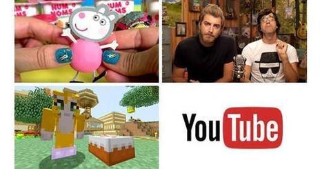 What Kids Are Really Watching on YouTube | Sociologie du numérique et Humanité technologique | Scoop.it