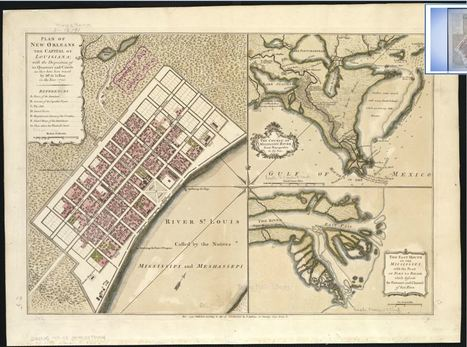 The Geography of New Orleans | Geography Education | Scoop.it