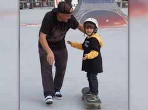Skate helps French autistic children get on board - RFI   Skateboarding History!   Scoop.it