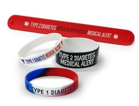 Support Juvenile Diabetes Awareness | Craze On Wristbands | Scoop.it