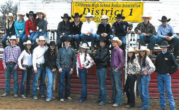 HIGH SCHOOL RODEO: Top cowgirls, boys head to Plymouth - Red Bluff Daily News | Rodeo | Scoop.it