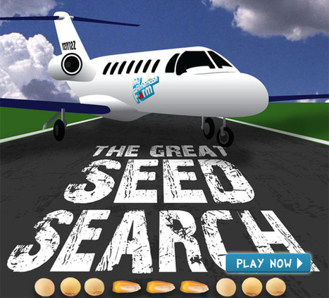My American Farm - Great Seed Search | Globalizing Your Classroom | Scoop.it