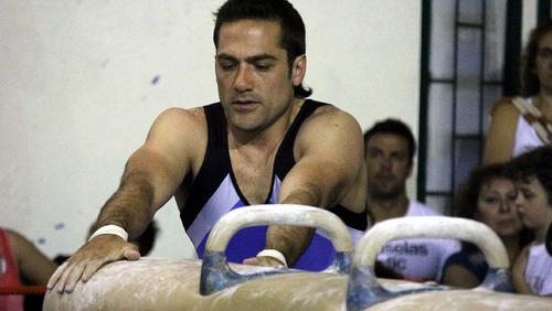 Martín Barrionuevo: gala final de un luchador