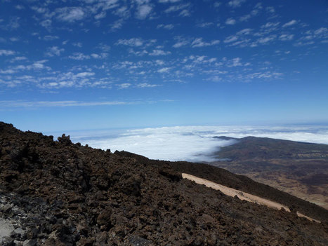 Tenerife - El Teide, Climbing To The Top ofSpain | Learn Spanish | Scoop.it