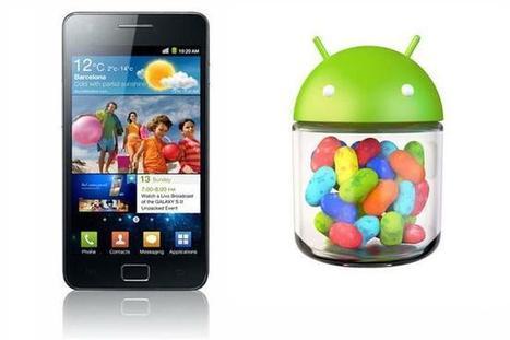 Android 4.2.2 llegará al Galaxy SII y Note, Android 5.0 para el SIII y el Note II | Androidtecnologia | Scoop.it