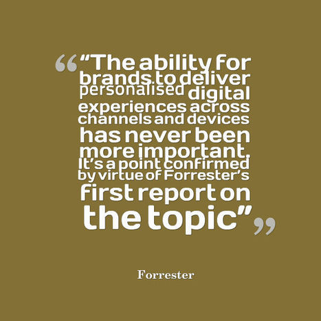Research : Adobe named a strong performer in Digital Experience Delivery Platforms | Enjoy - Really Fresh 'Social Business' News | Scoop.it
